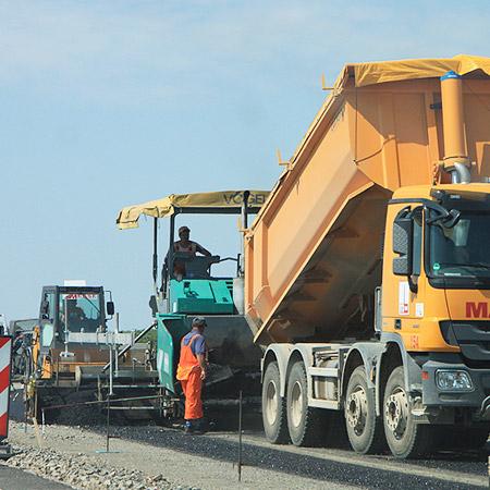 Road Developments,  Canada