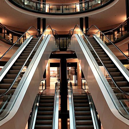 Escalator Services, Melbourne